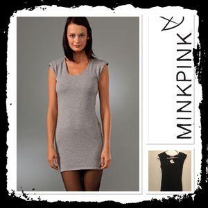 NWT Minkpink Gridiron Mini Dress 619424625